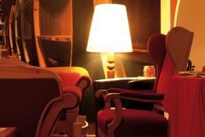 Zwiebelturm Kerken Lounge